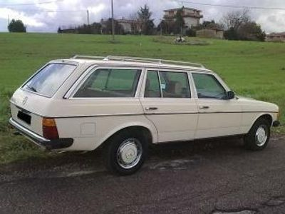 usata Mercedes 240 usata 1984