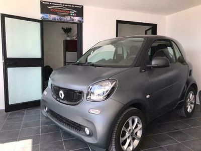 usata Smart ForTwo Coupé Fortwo70 1.0 twinamic Passion