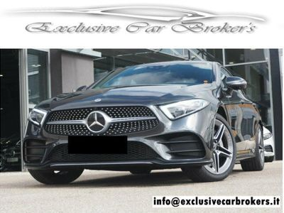 used Mercedes CLS350 d 4Matic Auto Premium Plus AMG Line Comand Head-up