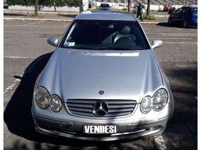 usata Mercedes CLK270