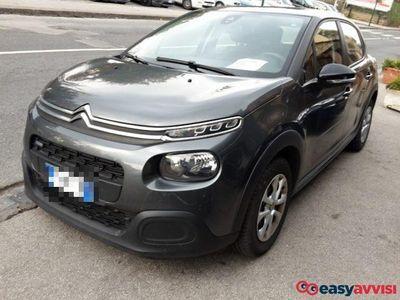 brugt Citroën C3 1.2 cv75 feel benzina
