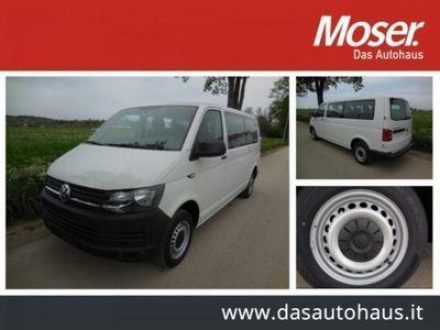 gebraucht VW T6 Kombi 2.0TDi Comfort 9 Sitze langer Radstand