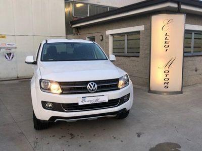 usata VW Amarok 2.0 BiTDI 180 CV 4MOTION Permanente Aut. Highline Verolavecchia