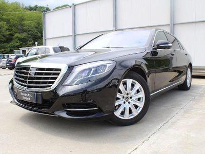 usata Mercedes S350 Classe SBlueTEC 4Matic Maximum Lunga