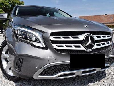 usado Mercedes GLA180 GLA 180 D AUTOMATICO FACELIFT URBAN (D AUTOMATICO FACELIFT URBAN)