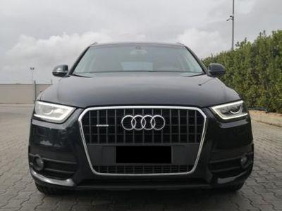 usata Audi Q3 2.0 TDI 177 CV quattro Advanced Plus