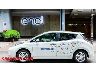 usata Nissan Leaf Enel Edition SUPER SCONTO 41.5%