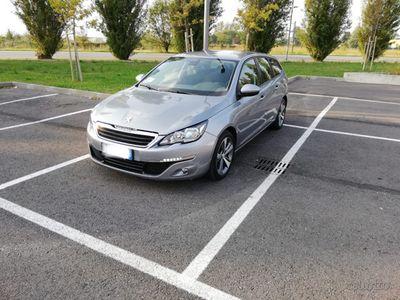 usata Peugeot 308 station wagon business 1.6 115 cv