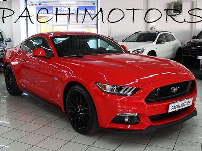 "brugt Ford Mustang GT Fastback 5.0 V8 TiVCT aut. "" KM 2.000 """