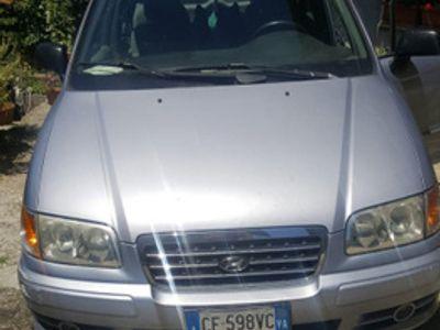 usata Hyundai Trajet - 2003