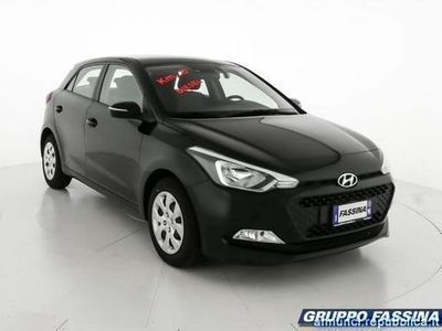 brugt Hyundai i20 1.1 CRDi 75cv 5 porte Classic ADV Plus
