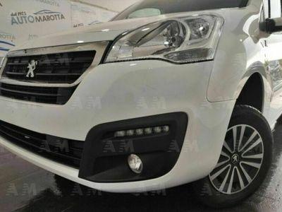usata Peugeot Partner BlueHDi 100 Active usato
