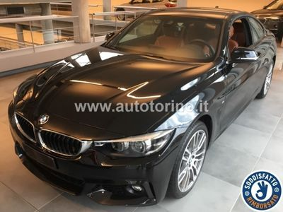 used BMW 420 SERIE 4 COUPE D XDRIVE COUPE` M SPORT