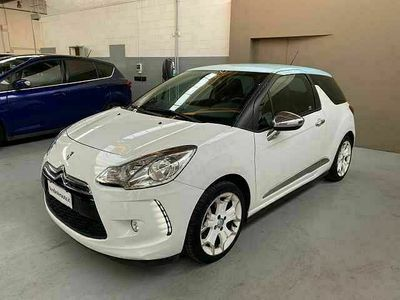 usata DS Automobiles DS3 3 1.6 VTi 120 So Chic