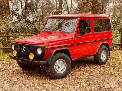 usata Mercedes G240 - 1981