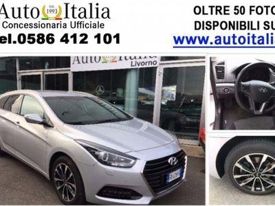 usata Hyundai i40 Wagon 1.7 CRDi 141 CV Business NAVI