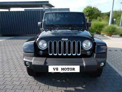usata Jeep Wrangler Unlimited 2.8 CRD Auto