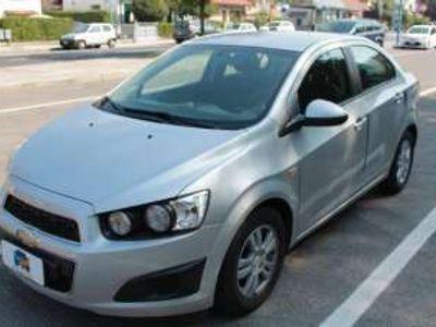 usata Chevrolet Aveo 1.2 86 CV 4p. LT