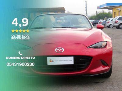 usata Mazda MX5 2.0L Skyactiv-G RF Exceed