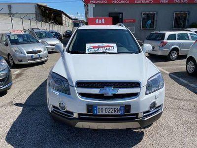 usata Chevrolet Captiva UNICO PROPRIETARIO 110.000 KM 7 POSTI