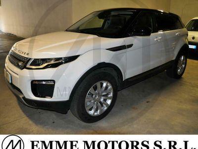 usata Land Rover Range Rover evoque 2.0 TD4 150 CV 5p. SE - AUT/NAVI/PELLE - 9000 KM!