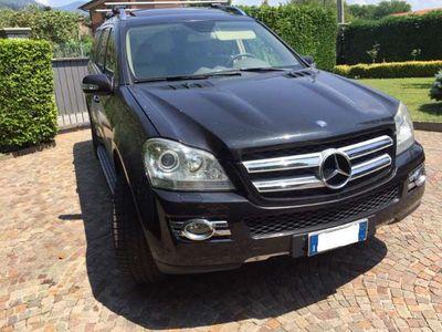 usata Mercedes GL320 CDI 4Matic Sport 7