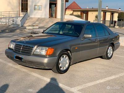 usata Mercedes S300 W140TD 150cv 1993