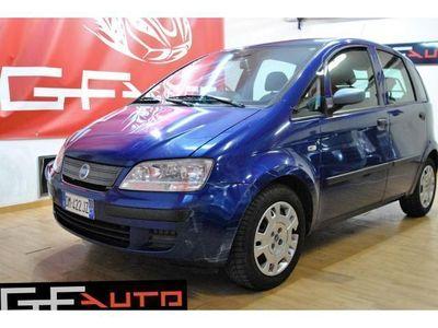 usata Fiat Idea 1.3 MJT 70CV Van Dynamic 4 posti (N1) *AUTOCARRO*