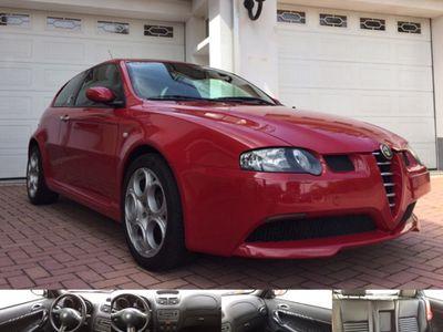 brugt Alfa Romeo GTA 147rosso alfa cambio manuale