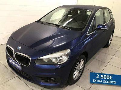 usata BMW 216 SERIE 2 ACTIVE TOURER d act.tourer Advantage auto my17
