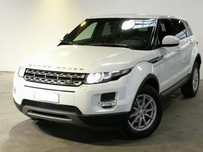 brugt Land Rover Range Rover evoque 2.2 TD4 Pure Aut.