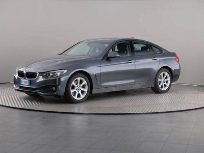 usata BMW 420 4 Serie d Xdrive Advantage