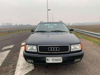 usata Audi 100 Avant 2.0 16V 140 hp - Conservata