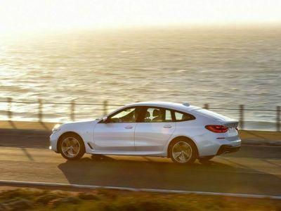 usata BMW 620 Gran Turismo D XDRIVE LUXURY DEL 2019