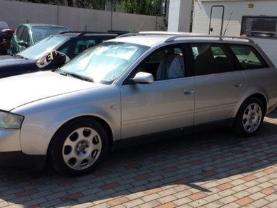 brugt Audi A6 3ª serie - 2003