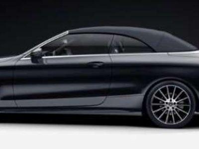 usata Mercedes C200 d Auto Cabrio Premium Plus