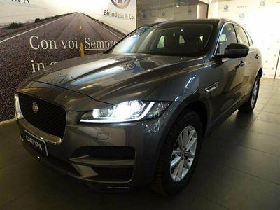 usata Jaguar F-Pace 2.0 D 180 CV AWD aut. Portfolio