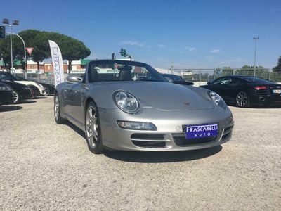 usata Porsche 911 Carrera S Cabriolet /km49000!documen./bellissima!!