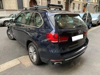 usata BMW X5 xDrive40d Luxury