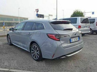 usata Toyota Corolla Touring Sports 2.0 Hybrid Style km.0 Grassobbio