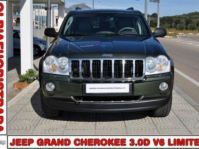 usata Jeep Grand Cherokee 3.0 V6 CRD Limited rif. 12957430