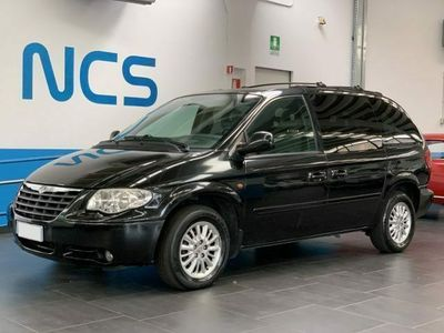 usata Chrysler Voyager 2.8 CRD cat LX Leather Auto