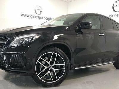 usata Mercedes 350 GLE Coupéd 4Matic Coupé Premium Plus del 2017 usata a Cuneo