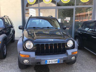 begagnad Jeep Cherokee 2.5 SPORT GANCIO TRAINO