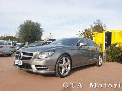 usata Mercedes CLS350 CDI SW Premium AMG