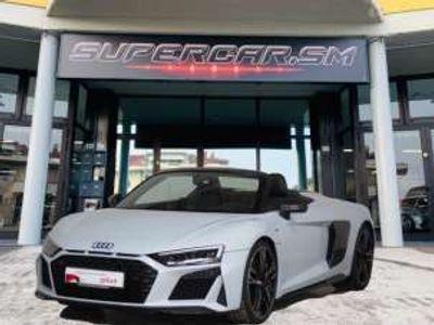 usata Audi R8 Spyder V10 PERFORMANCE Benzina