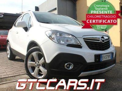 käytetty Opel Mokka 1.7CDTI 130CV Bluetooth UNIPRO FATTURE TAGLIANDI