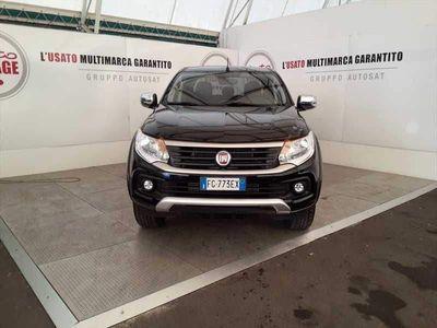 usata Fiat Fullback Doppia Cabina 2.4 180 CV LX Cambio