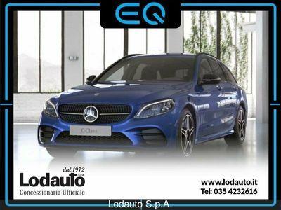 usata Mercedes C300 Classe Cde S.W. Auto EQ-Power Premium