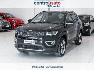 usata Jeep Compass NEW Limited 1.4 Multiair2 170cv 4wd At9